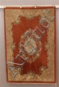 ORIENTAL RUG OLD CHINESE AUBUSSON, 4 X 6