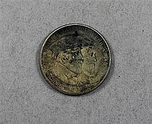 1924 HUGUENOT-WALLOON COMMEMORATIVE HALF DOLLAR