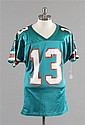 SIGNED NFL JERSEY, DOLPHINS, DAN MARINO #13