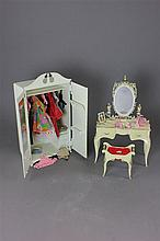 SUSY GOOSE FURNITURE FOR BARBIE
