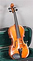 HERMAN BEYER VIOLIN ANTONIUS STRADIVARIUS COPY