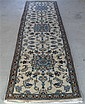 PERSIAN NAIN RUNNER, 2.8 X 9.7