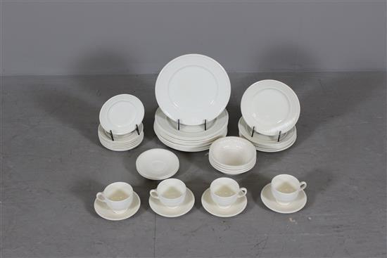37 PIECES WEDGWOOD