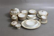 (87) PIECE NORITAKE CHINA