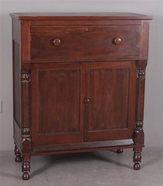CHERRY AND POPLAR EMPIRE SERVER, 43 1/2