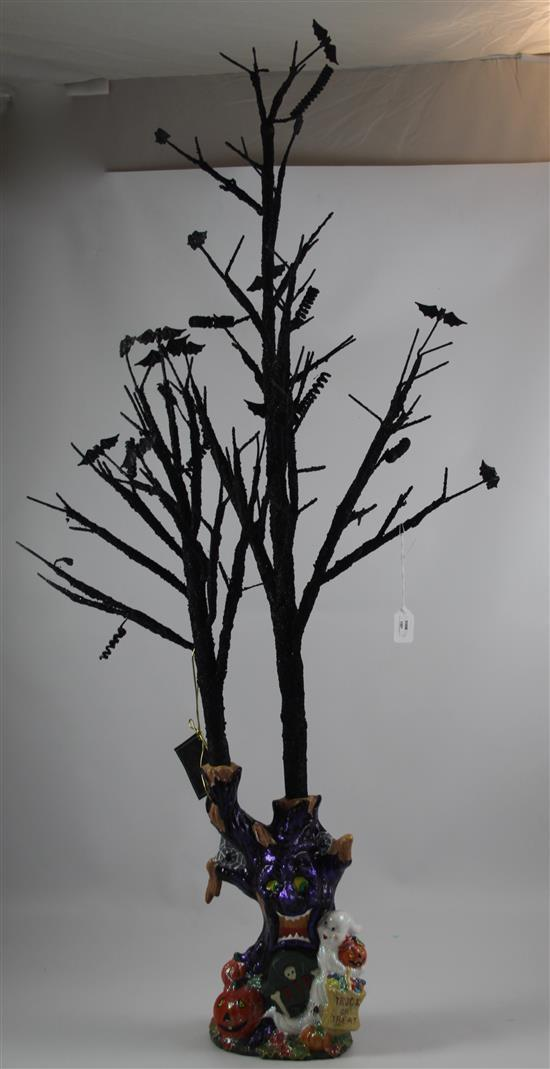 CHRISTOPHER RADKO HALLOWEEN TREE, 44