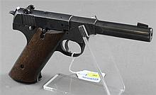 HI-STANDARD MODEL H-D MILITARY 22 CALIBER PISTOL SN: 259211