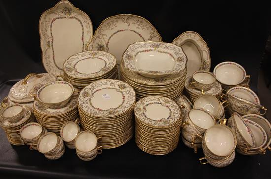 185 PIECES ROSENTHAL IVORY