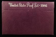 1986 U.S. PROOF SET