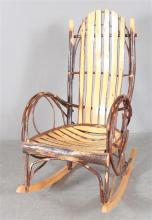 RUSTIC ROCKER BY FAIRVIEW HICKORY, 31