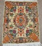 PERSIAN TABRIZ SILK AND WOOL, 1 X 1.4 ~