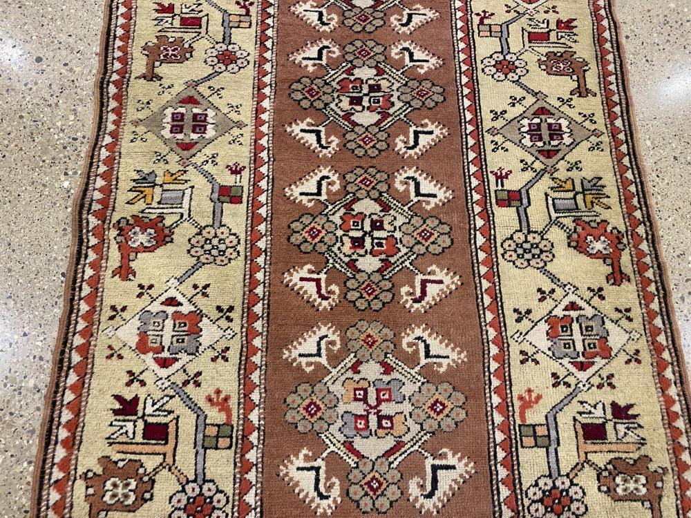 "Oriental Rug, Kazak, 3'1"" x 5'2"""