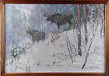 Konstantin Semenovic Vysotskij (1864-1938): Elge