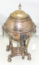 Antique Silver Plate EPNS Samovar/Tea Urn.19th  Century.  Height  12 7/8 inches.