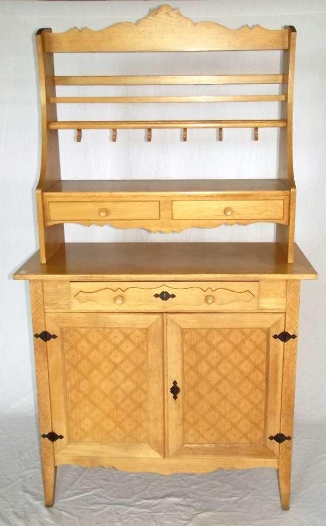 country kitchen dressers golden oak country kitchen dresser with removable rack 20th 2791