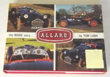 1st Edition Allard The Inside Story by Tom Lush Published by Motor Racing Publications Ltd 1977-05-06 (1977). Hardback with cover nice condition.