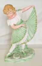 Fine Antique German Bisque Figurine
