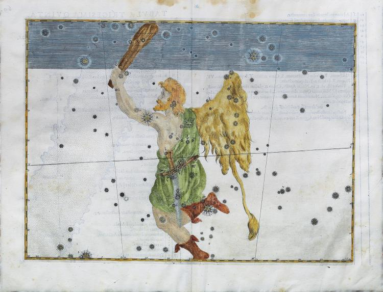 17th-century allegorical depictions of Constellations