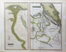 Early 19th Century Map of Egypt