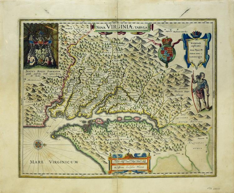 captain john smith history of virginia 1624 Captain john smith the generall historie of virginia, new-england, and the summer isles (1624.