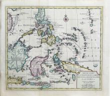 Tirion, Map of the Philippines