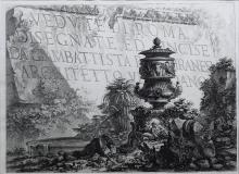 Piranesi Title Page