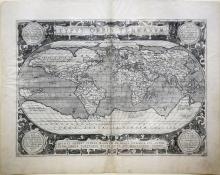Ortelius' World Map