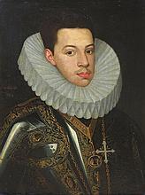 Juan Pantoja de la Cruz, Portrait of Prince Felipe Emmanuele?