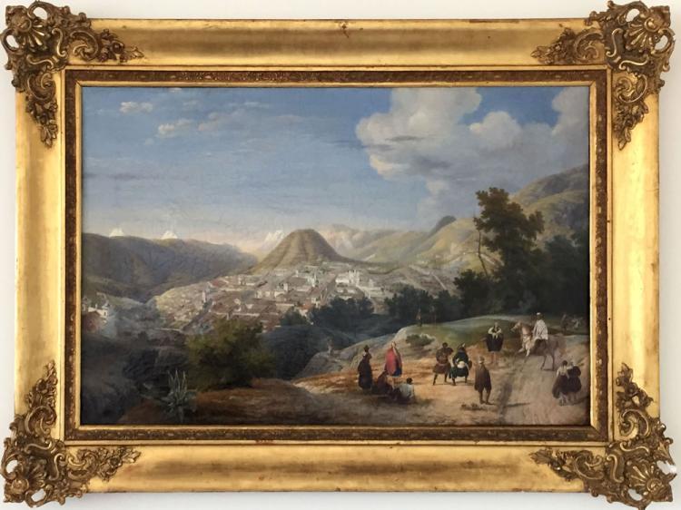 Ernest Charton, Quito, Ecuador