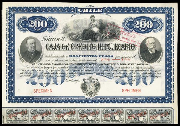 Caja De Credito Hipotecario Bond