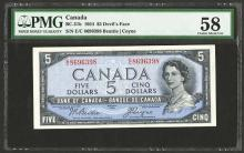 Bank of Canada, 1954