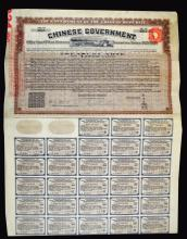 Vickers Loan 1919, Chinese Government