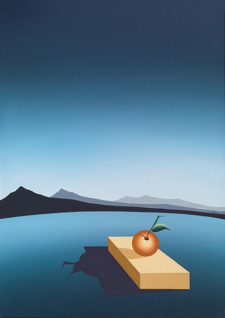 Dimitris YEROS - Greek, born 1948   Untitled