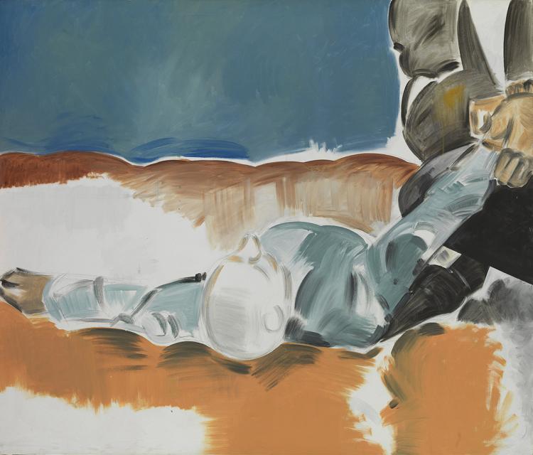 Apostolos GEORGIOU - Greek, born 1952 | Untitled