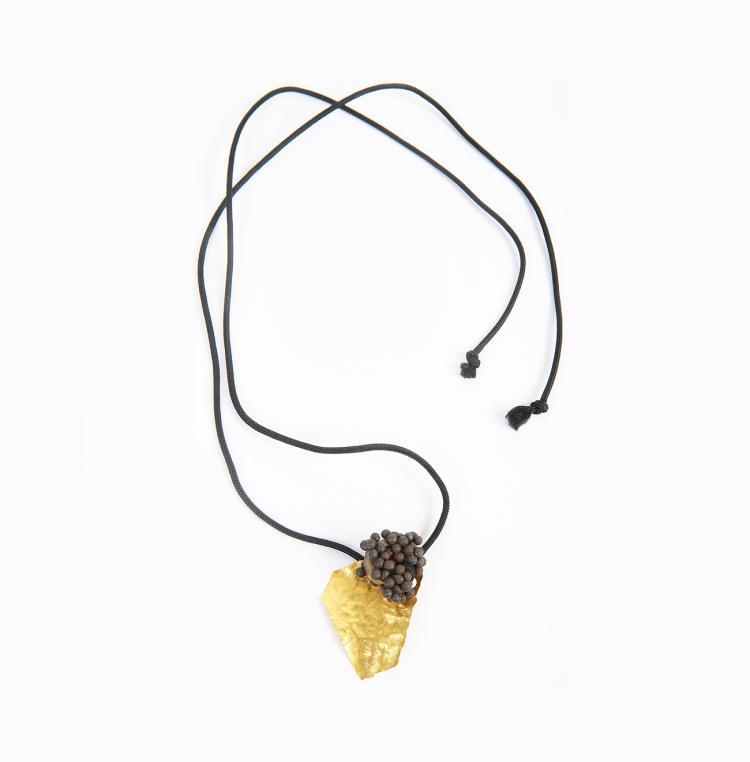 TAKIS (Vassilakis) - Greek, born 1925   Magnetic pendant