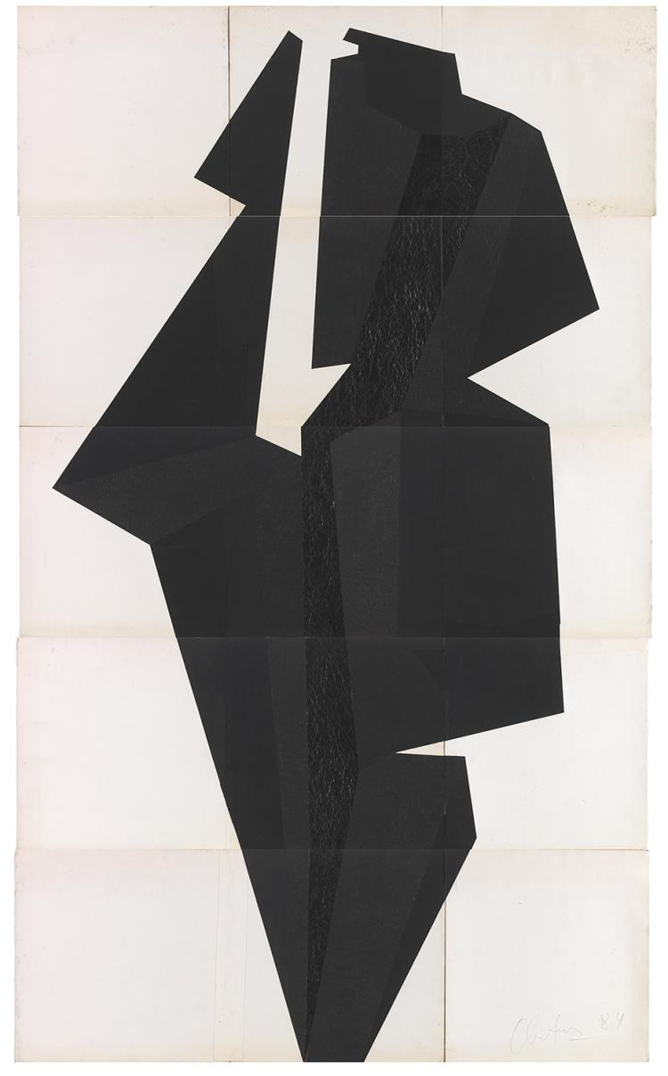 Costas COULENTIANOS - Greek, 1918-1995 | Untitled
