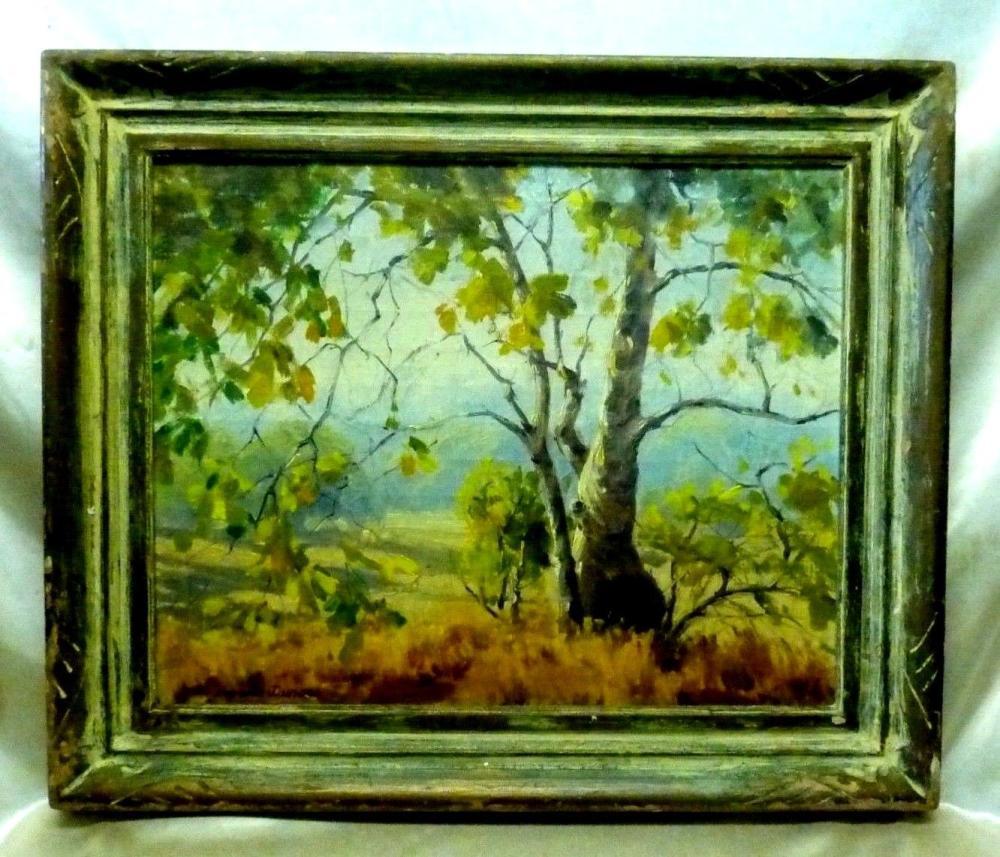 Signed Darwin Duncan (1905-2002) Estate Vintage