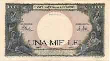1000 LEI 1941 ROMANIA
