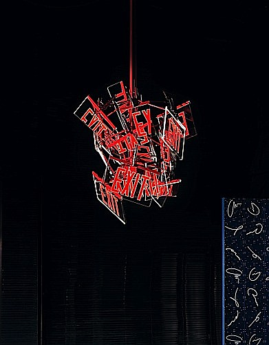 Ingo MAURER (Né en 1932) Prototype du luminaire