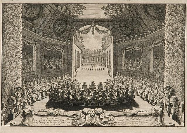 Par François Chauveau Paris, 1613 - 1676 Seconde journée de la suite des