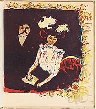 MELLERIO (A.) & BONNARD (P.).  LA LITHOGRAPHIE EN COULEURS