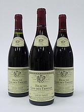 6 bouteilles BEAUNE 1996 1er Cru Clos des Ursules
