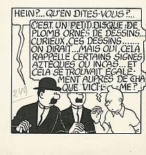 HERGÉ Georges REMI dit