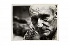 [William BURROUGHS] [Henri CHOPIN] James GRAUERHOLZ  PORTRAIT
