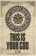 95bb071d65a Shepard FAIREY (Alias OBEY GIANT) (Américain - Né en 1970) This is