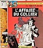 JACOBS BLAKE ET MORTIMER - N°9 L'AFFAIRE DU COLLIER, Antonio Edo Mosquera, Click for value