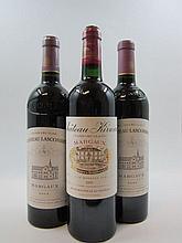 10 bouteilles 3 bts : CHÂTEAU KIRWAN 2000 3è GC Margaux