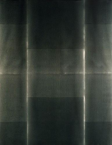 Marc DEVADE (1943-1983) PISSARRO, 1977 Acrylique sur toile