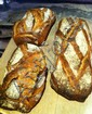 ROLAND FEUILLAS  Gros pain aux farines anciennes
