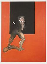 Francis BACON (1909-1992) STUDY FOR A HUMAN BODY n°2 , 1992